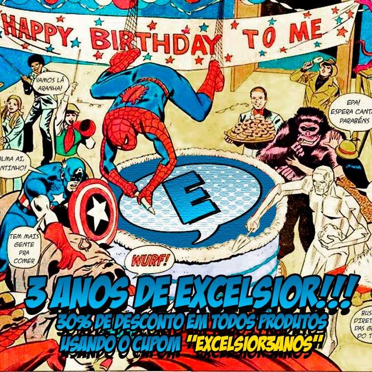Aniversário Excelsior!