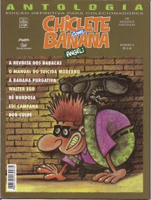 Capa: Chiclete com Banana - Antologia 1