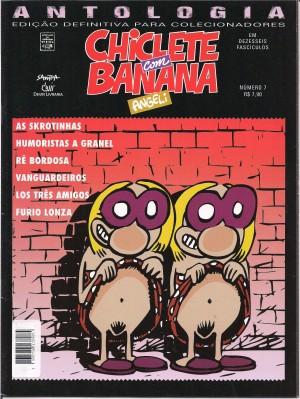 Capa: Chiclete com Banana - Antologia 2
