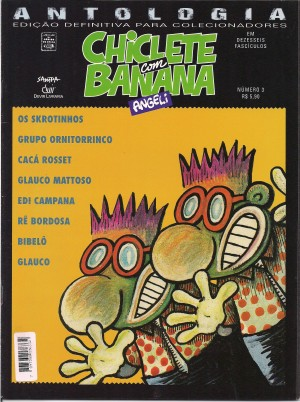 Capa: Chiclete com Banana - Antologia 6