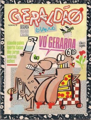 Capa: Geraldão 12