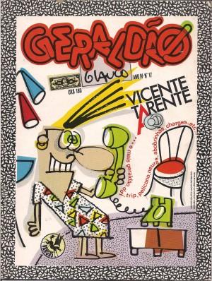 Capa: Geraldão 17