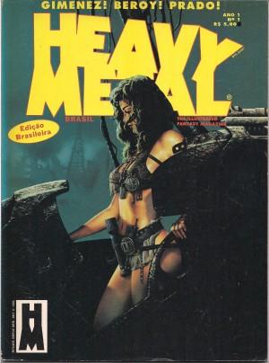 Capa: Heavy Metal 1
