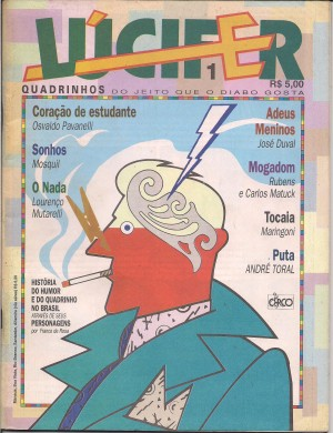 Capa: Lúcifer 1
