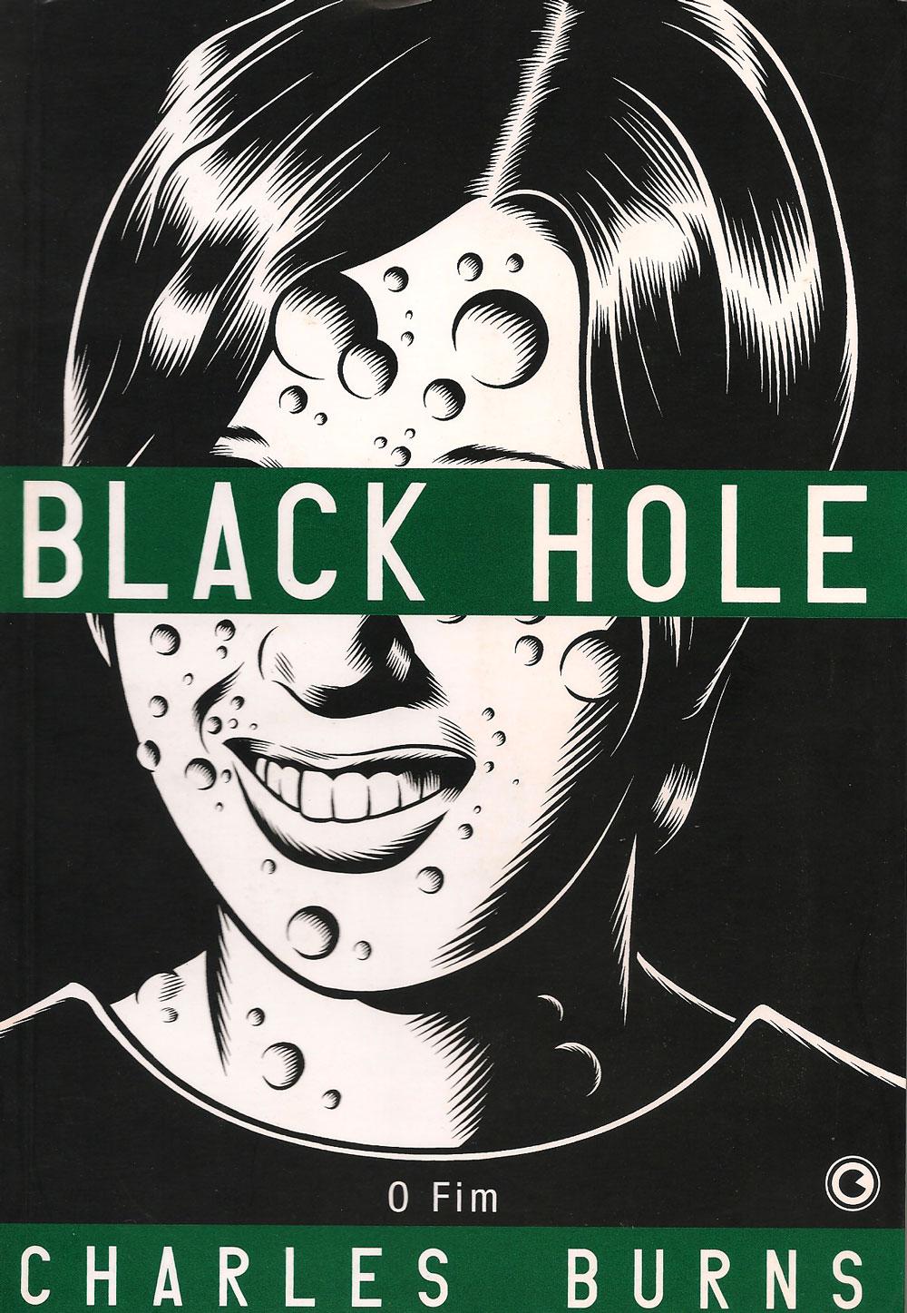 Resultado de imagem para BLACK HOLE CAPA