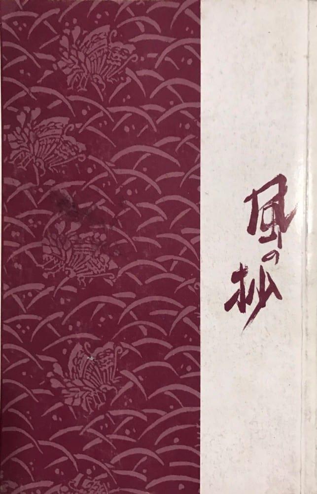 Capa: O Livro do Vento