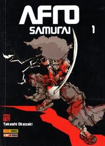 Capa: Afro Samurai 1