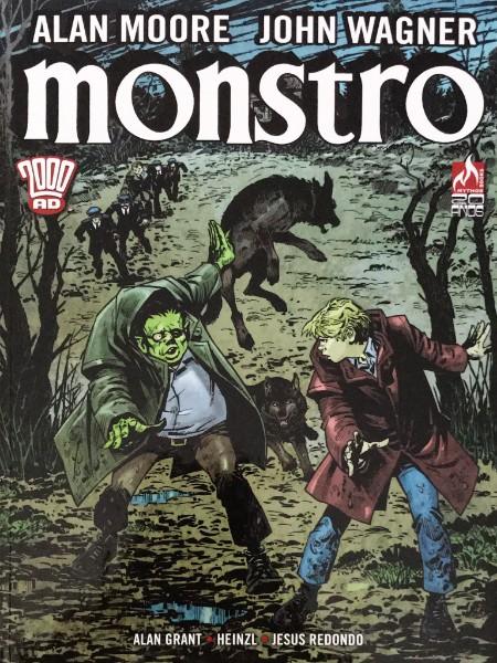 Capa: Monstro