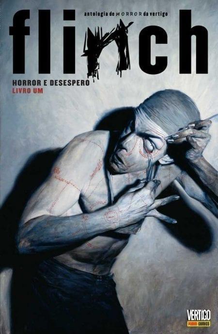 Capa: Flinch - Horror & Desespero 1
