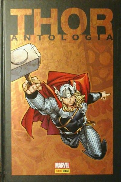 Capa: Thor: Antologia