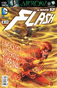 Capa: Flash - Os Novos 52 (1ª Série) 8